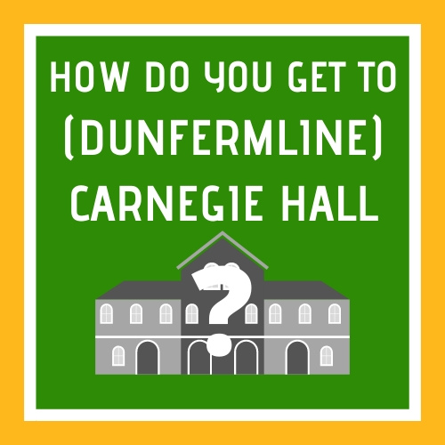Image with How do you get to Dunfmerline Carnegie Hall